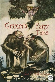 Grimm's Fairy Tales | 25 Beautifully Redesigned Classic Book Covers