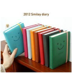 2012 Smiley Planner