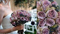 idea, blue, wedding bouquets, colors, weddings, brides, the bride, angl, pretti