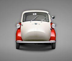 BMW Isetta 'Bubble Car'