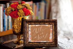 Fall Inspired Photo Shoot by DM Events  Read more - http://www.stylemepretty.com/2010/10/11/fall-inspired-photo-shoot-by-dm-events/
