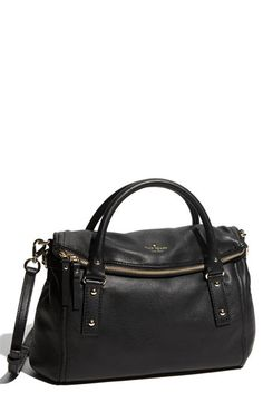 kate spade new york 'cobble hill - leslie small' leather satchel   Nordstrom $348