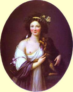Portrait of Mme DAguesseau - Louise Elisabeth Vigee Le Brun - WikiPaintings.org