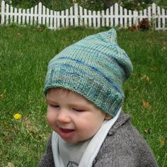 free pattern -  Justin's Hat by Lauren Sanchez (newborn - adult)