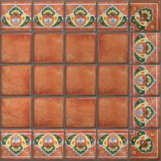 LeMog - 3dTextures - Carrelage Azuleros Motifs 2 - Tiles/256 riosienne2