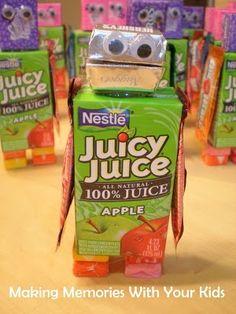 Candy Robots