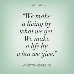 churchil quot, life, wise, wisdom, inspir, word, financi freedom, winston churchill, live