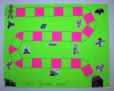 Tippytoe Crafts: YAH: Deployment Homecoming Ideas