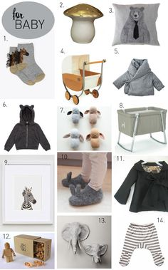 Gift Ideas for the Littles