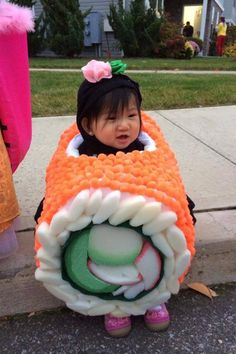 Sushi so cute you just want to eat it! hehehe