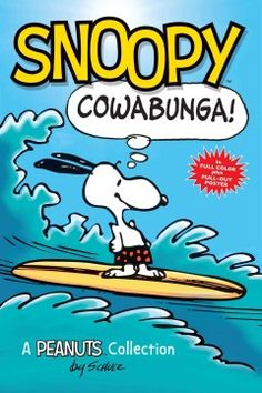 J GRA SCH. Collects comic strips featuring the adventures of the beagle Snoopy, his owner Charlie Brown, and all of their friends.