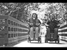 """▶ iLove Stories of Independence HD - YouTube An amazing insight on how technology is empowering independence. The clip shares the positive impact on two people, how one person is sharing it with his community, and explains why one special company needs a huge """"thank you"""" for making it possible."""