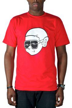 HOOLIGAN HEAD(Red) by Rich Kids Brand