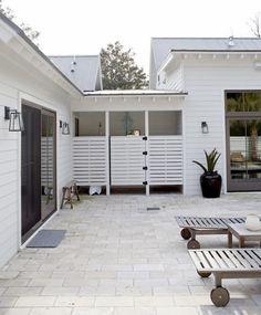 outside potty 1, Farmhouse Style, Two Ways