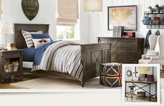 cool boys rooms - Google Search