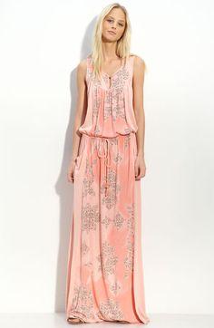 I love Maxi dresses!