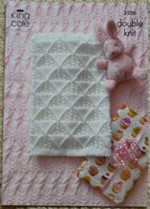 Knitting Ring Patterns : Knit Baby Blankets on Pinterest Baby Blankets, Knitting Patterns and Baby B...