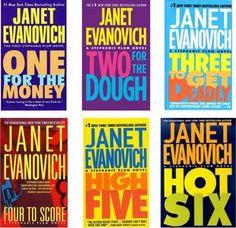 Janet Evanovich.