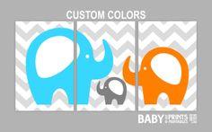 Baby Boy Nursery art prints Set of 3  11X17. by babyartprints, $60.00