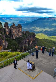 Blue Mountains, Aust