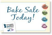Bake Sale pricing