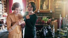 Emmys: On the Set of 'Downton Abbey' as Hollywood Reporter Gets Exclusive Look at Season 5