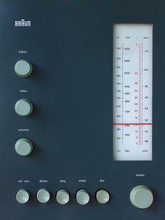 Braun RT 20 tube radio