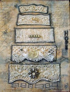 Lace Cake No.1 by Laura Youngren  all about Pretty!