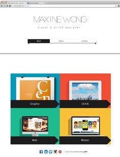 Maxine Wong | Graphic Designer