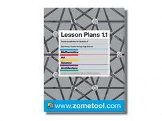 Zometool Lesson Plans