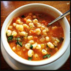 Pozole: Recipe And Description Part 1   Exploding Tastebuds