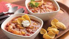 Crock Pot Mexican Chicken Chili