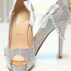 dreams, pearls, pearl detail, shoe