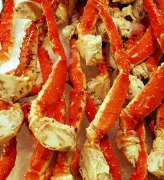 Lemon King Crab Legs - What we're having for New Year's Eve dinner!