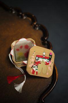 Tachi-hina for Japanese Hina Matsuri festival