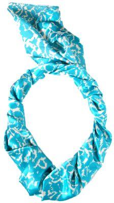 DIY: Scarf Necklace