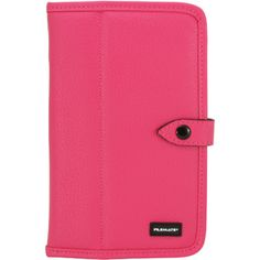 FileMate ECO Faux Leather Case with Clasp for 7 Tablets
