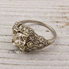#ring, #jewlery, #engagement ring, #antique $9000.00