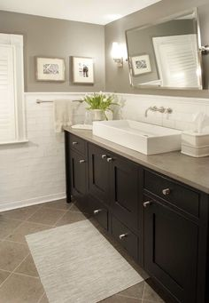 Love this bathroom!