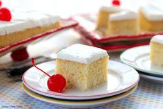 Tres Leches Cake (Alton Brown Recipe)