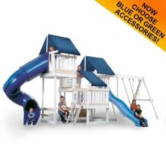 Monkey Play Set #4  With Blue Accessories