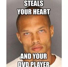 People I Want to Punch in the Throat: Jeremy Meeks the Smooth Criminal #humor