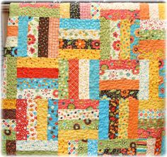 ooo this might just be my next quilt inspiration!