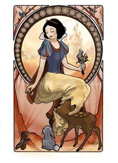 #Snow White