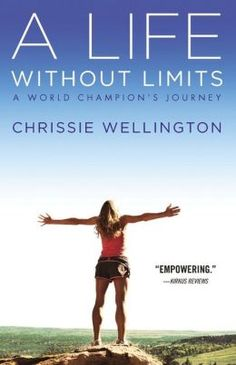 Inspirational Book ~ 'A Life Without Limits: A World Champion's Journey'.