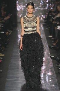 Naeem Khan F/W 2012 Fashion Show Review