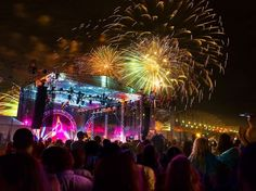"""Conde Nast Traveler includes Nashville's Music City July 4th in """"The 10 Biggest 4th of July Fireworks Displays in the U.S."""""""