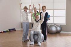 Exercises for Seniors over 60