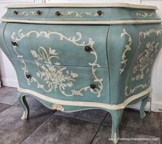 Beatrice Bombay Chest from Finding Silver Pennies.
