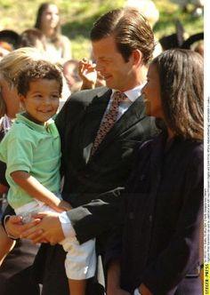 Prince Maximilian and Princess Angela of Liechtenstein #royalty